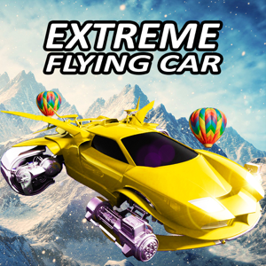 Extreme Flying Car app