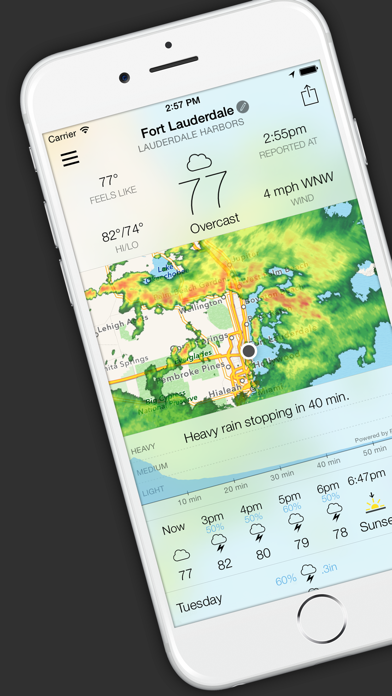 BeWeather 2 Pro Screenshots