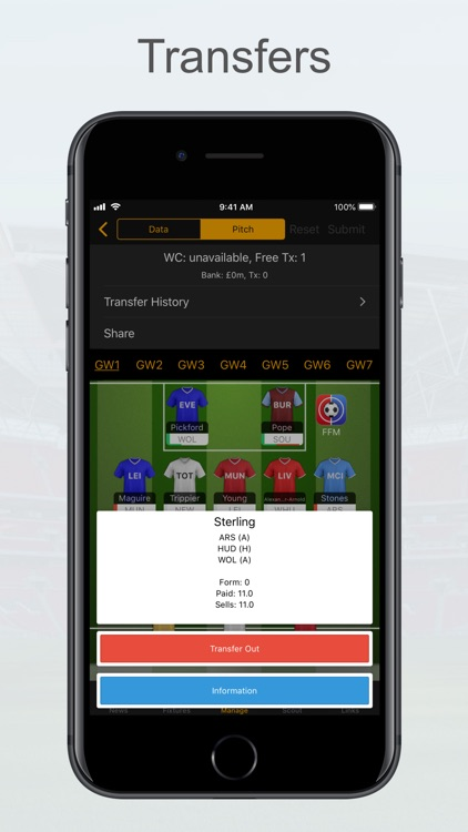 FPL Fantasy Football Manager