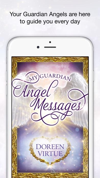 My Guardian Angel Messages screenshot 1