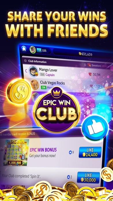 Club Vegas - NEW Slots Casino 24.0.7 IOS