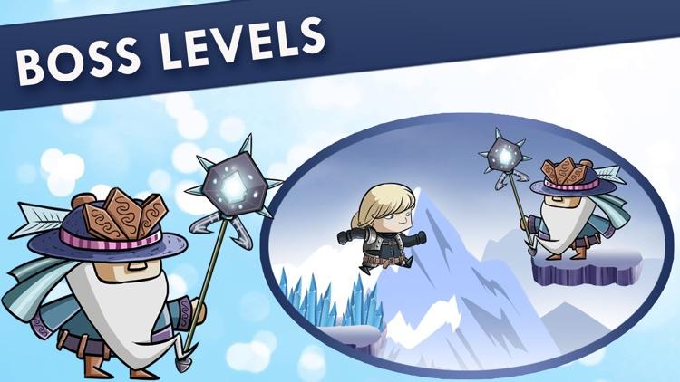 Little Vikings: Frozen Journey screenshot-4