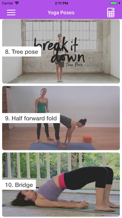 Basic Yoga poses 4 Beginners