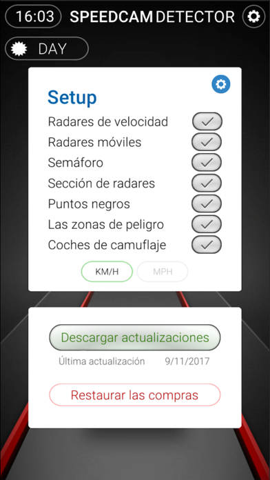 Radares de BrasilCaptura de pantalla de3