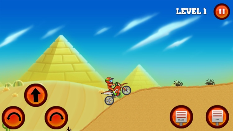 Moto Hill Bike Racing screenshot-3