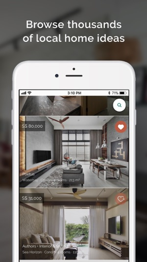 Qanvast: Interior Design Ideas On The App Store