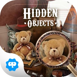 Find Objects : Tea Room