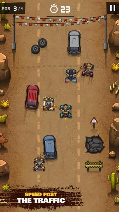 Rude Racers! Screenshot 7