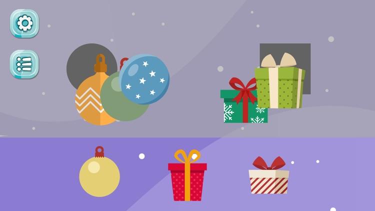 Santa Puzzle Game for Kids screenshot-5