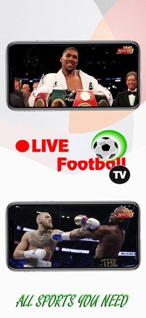 86829ddb076  Live FootBall TV. on the App Store