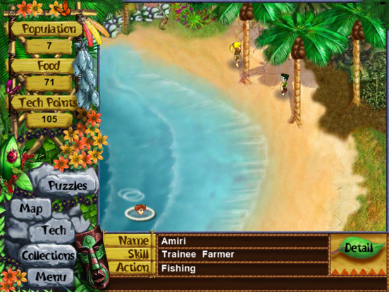 Virtual Villagers 2 Lite screenshot 6