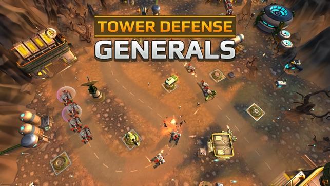 tower defense mac app store free