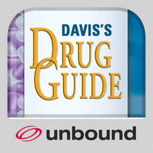 Davis's Drug Guide ios app
