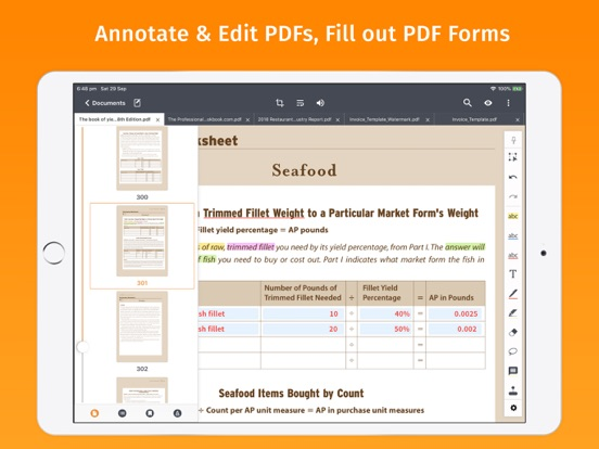 Screenshot #2 for PDF Max Pro - #1 PDF app!