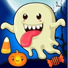 Funny Ghosts! Cool Halloween! icon