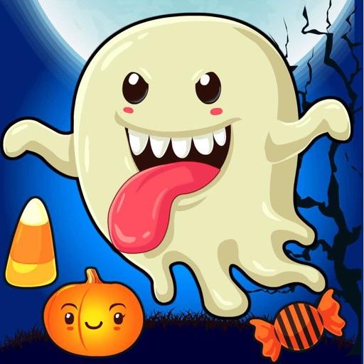 Смешные привидения! Монстрики