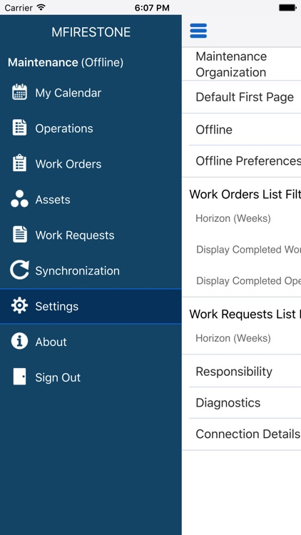 Maintenance for EBS screenshot-4