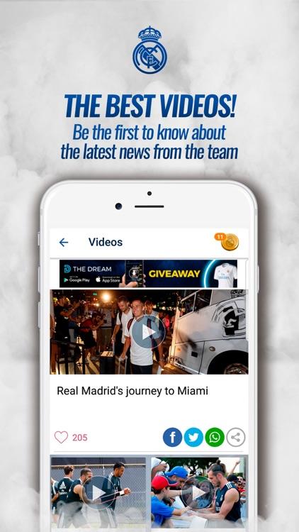 Realmadrid App screenshot-3