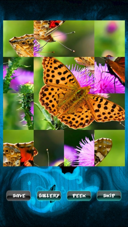 Butterfly Jigsaw screenshot-0