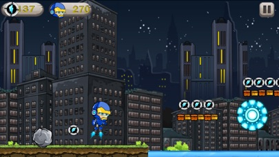 HERO SUPER JET BOY SHOOTER Screenshot 2