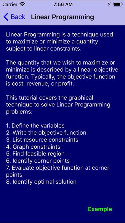 Algebra Pro screenshot-7