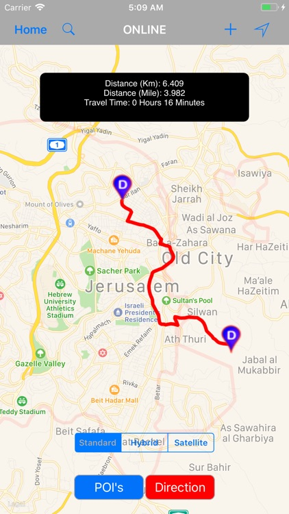 Jerusalem – Travel Companion