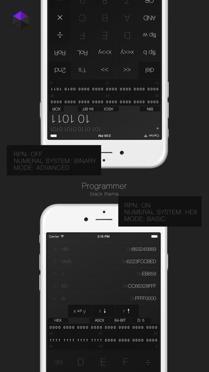 Calculator³ screenshot-3