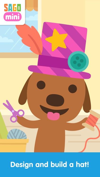 Sago Mini Hat Maker screenshot-0