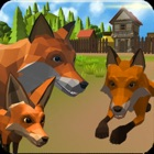 Fox Family - Animal Simulator icon