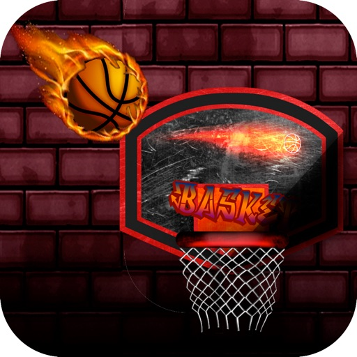 Cool Basketball-fun shooting iOS App