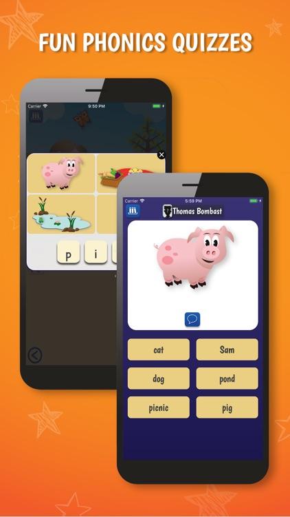 PocketPhonics screenshot-3