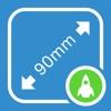 測定アプリ My Measures + AR Measure