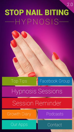 Stop Nail Biting Hypnosis on the App Store