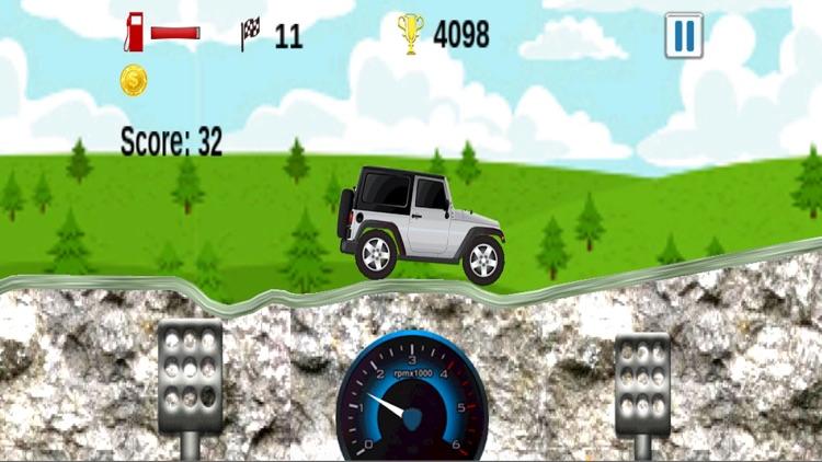 Up Hill Racing: Car Climbing