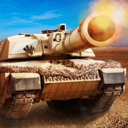 Warfare Armored Tank 3D