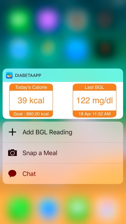 DiabetaApp screenshot-9