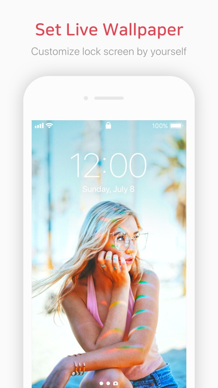 Create amazing live wallpapers using your favorite videos or gifs! intoLive can produce the Live Photos very quickly. Turn all of your videos or gifs into ...