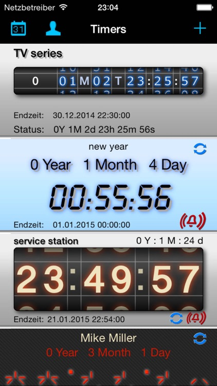 Countdown-Timer screenshot-0