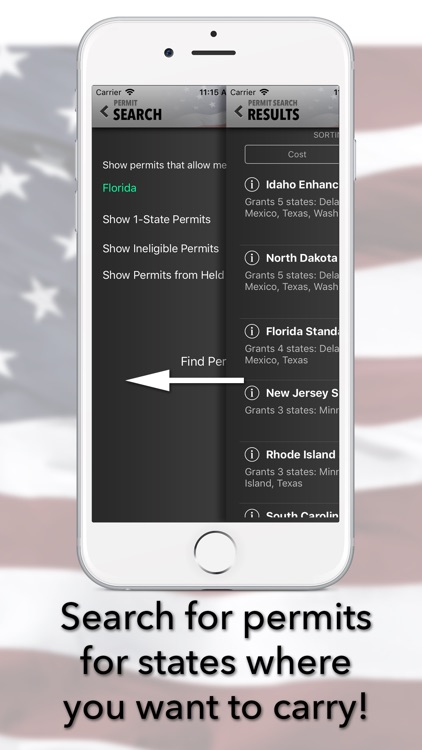 Concealed Carry App - CCW Laws screenshot-3