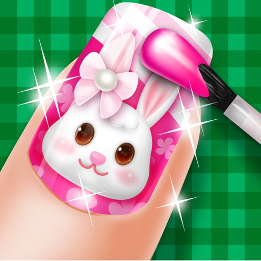 Nail Salon - Girls Nail Art iOS App