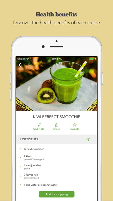 download Green Smoothies by Young & Raw indir ücretsiz - windows 8 , 7 veya 10 and Mac Download now
