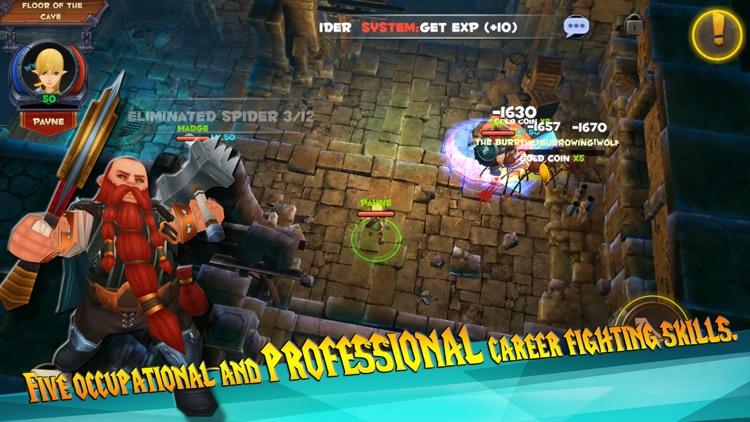 Guardian Battle screenshot-4
