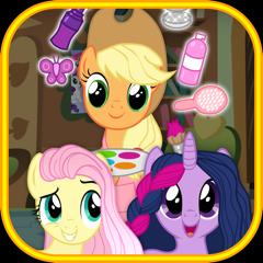Pony hair salon my girl little