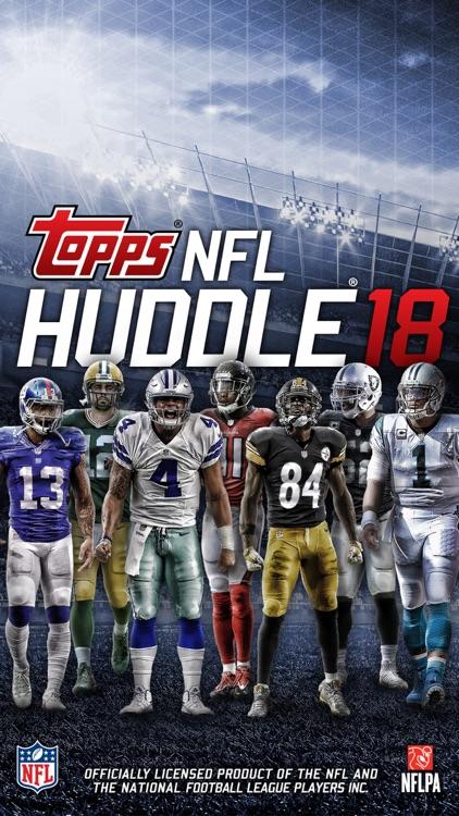 NFL HUDDLE: Card Trader screenshot-0