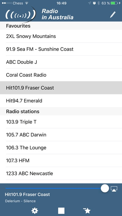 Radio in Australia for iPhone-0
