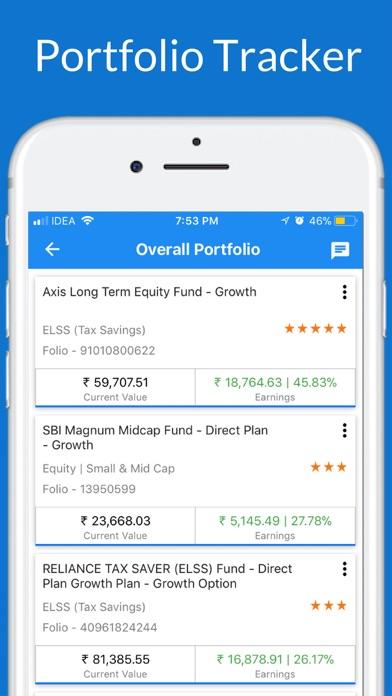 WealthTrust: Mutual Fund App-0