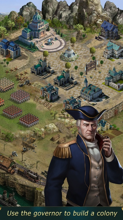 War of Colony screenshot-4