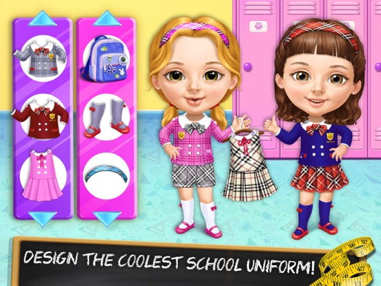 Sweet Baby Girl School Cleanup screenshot 8