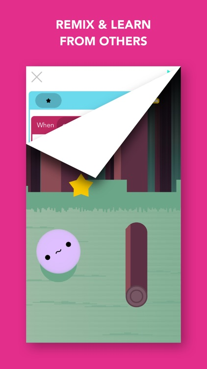 Hopscotch: Learn to Code, Make your own game screenshot-4