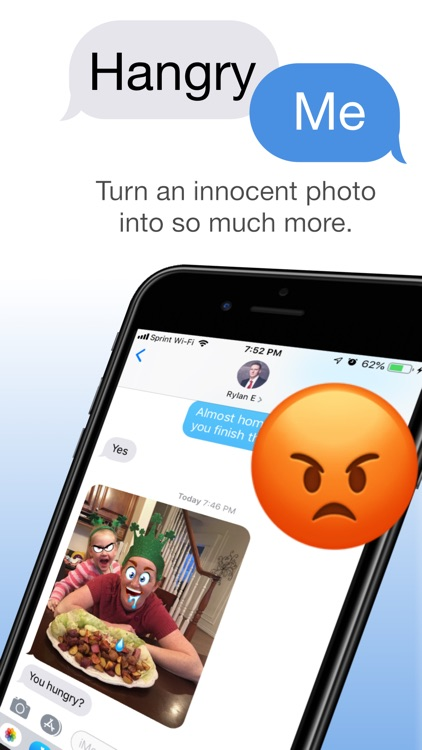 Emoji Me Animated Faces Maker screenshot-3